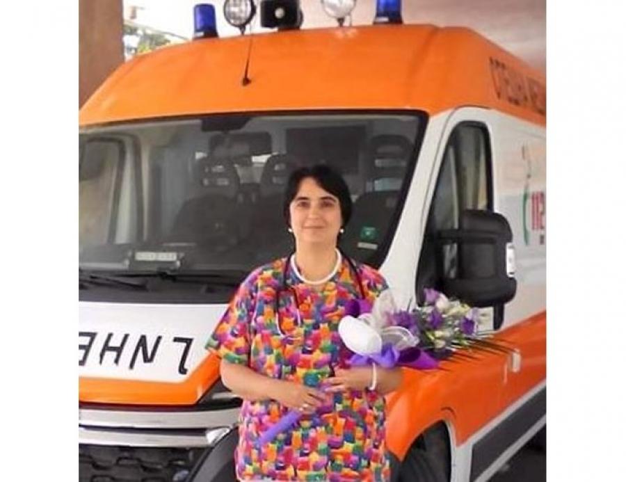 Дълбок поклон пред д-р Илиана Иванова, дала живота си заради другите