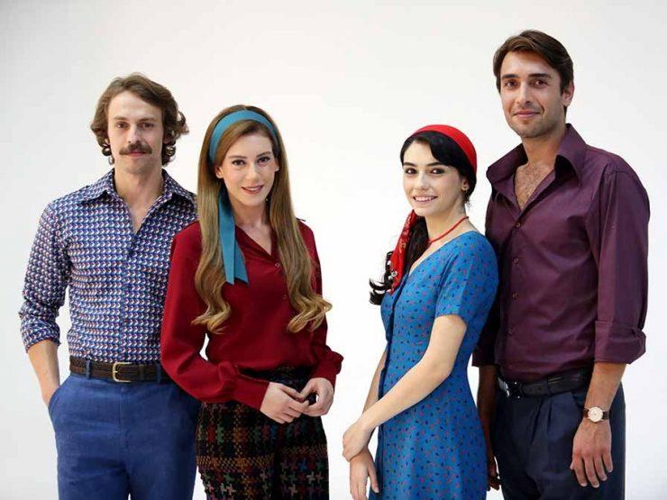 """""""Майки"""" - нов турски сериал от 06 юли в България"""