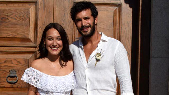 Баръш Ардуч се ожени (Снимки)