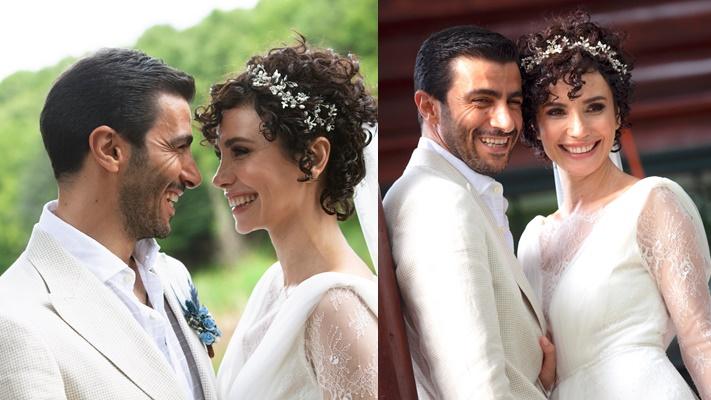 Още една звездна сватба! Сонгюл Йоден също се омъжи