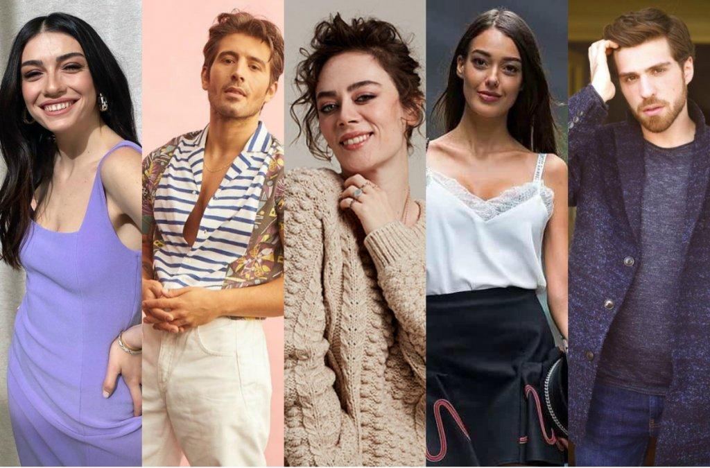 Турски сериал: След пожара / Alevlerin Ardindan (2020)