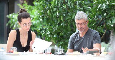 Йозджан Дениз започна снимките на новия си сериал