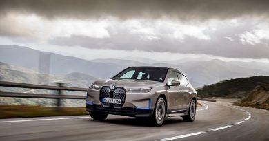 BMW представи супер SUV на ток