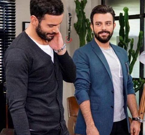Ето в кой сериал влизат Баръш Ардуч и Салих Бадемджи