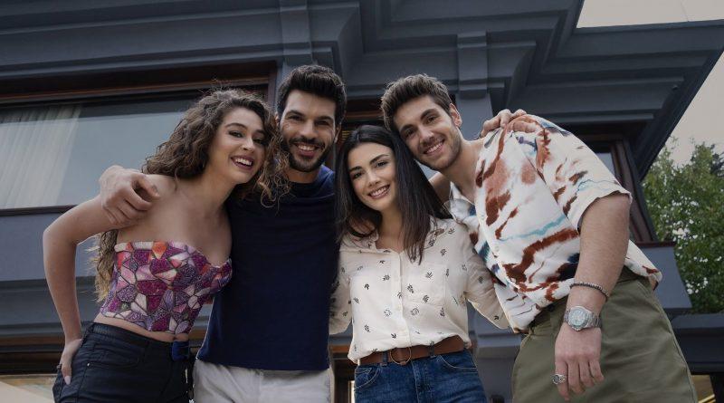 """""""Лявата ми страна"""" - нов турски сериал с Йозге Яъз започва тази вечер"""