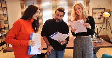 Аху Яту и Джелил Налчакан ще си партнират в нов сериал