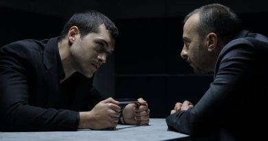 Първи кадри от новия сериал с Алперен Дуймаз
