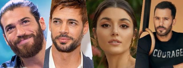 Джан Яман, Уилям Леви, Ханде Ерчел и Баръш Ардуч сред най-красивите за 2020