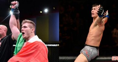 Marvin Vettori and Darren Till Publicly Agree to Fight