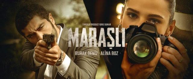"""Новият сериал на Бурак Дениз с Алина Боз """"Марашанецът"""" (Maraşlı) започва тази вечер"""