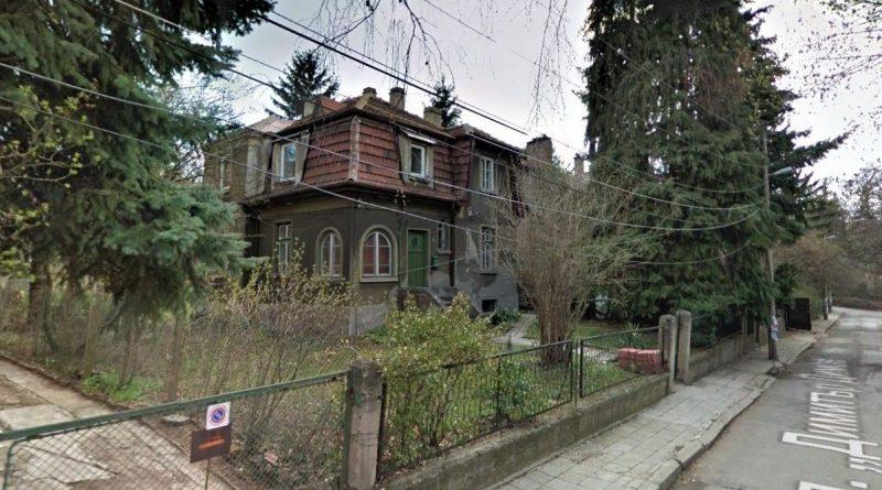 Бутнаха къщата на Димитър Димов в София (ВИДЕО)