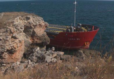 ГЕРБ-Варна нахока служебния кабинет на Радев за авариралия кораб и цъкащата екобомба