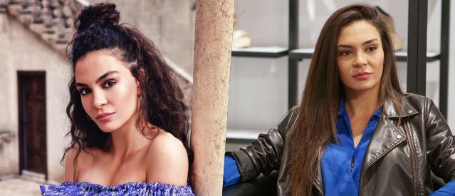 Ебру Шахин с нова визия за новия си сериал и по-опасна от всякога (СНИМКИ)
